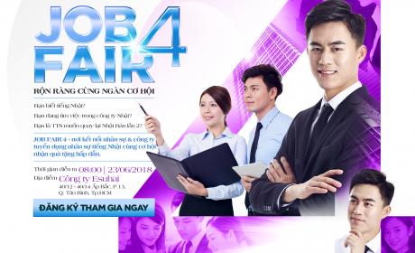 Job Fair VieclamJapan Lần 4 -