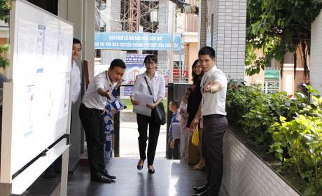Ngày Hội Việc Làm Tiếng Nhật - Job Fair VieclamJapan Lần 4