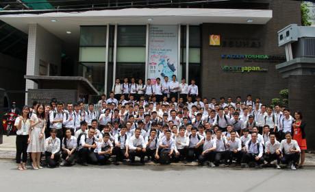 Lễ khai giảng chính thức lớp kỹ sư KS17