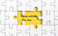 """10 cách để tư duy """"bên ngoài chiếc hộp"""""""